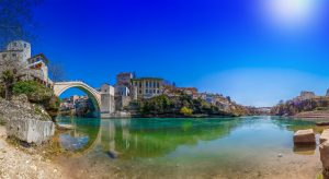 Old Bridge or Stari Most